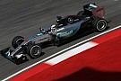 Cuma gününün lideri Lewis Hamilton