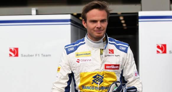 Van der Garde ve Sauber çözüme ulaştı
