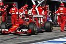Ferrari'ye pitstop yüzünden ceza gelmedi
