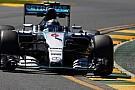 Cuma gününün en hızlısı Nico Rosberg