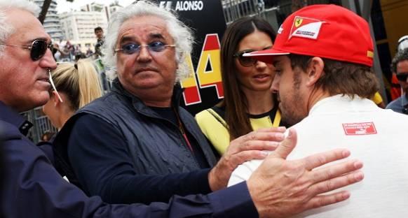 Briatore: 'İtalyanlar Vettel hakkında hiç konuşmuyorlardı'