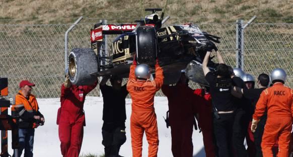 Maldonado'nun kaza nedeni fren arızası