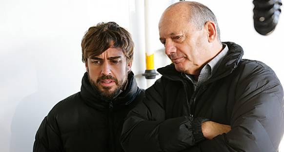 McLaren takımı Alonso'nun yarışabileceğinden emin değil