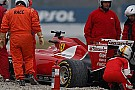 F1 Barcelona testleri: 3. gün