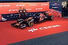Toro Rosso'nun hedefi beşincilik