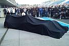 Williams презентує машину 22 лютого в Барселоні
