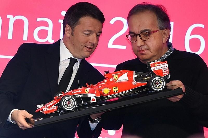 У Ferrari затримали роботу з шасі 2016