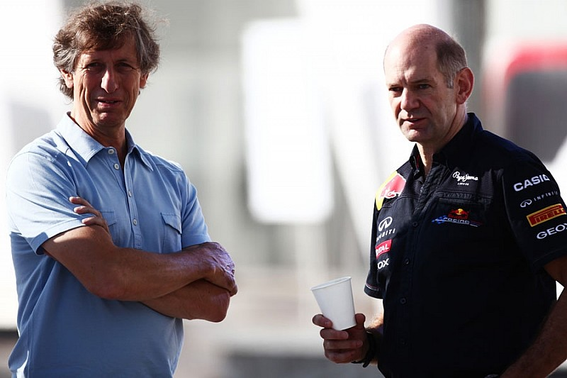 Ньюї: McLaren-Honda загроза для Red Bull