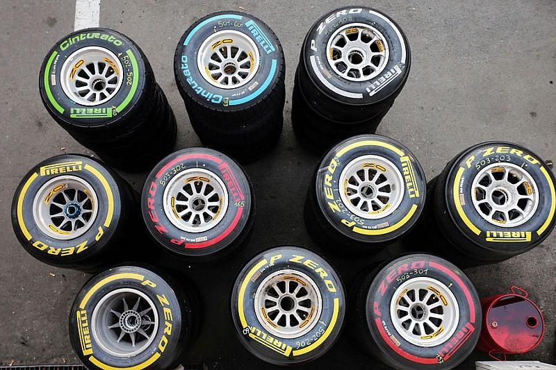 Pirelli анонсувала склади для Бахрейну та Китаю