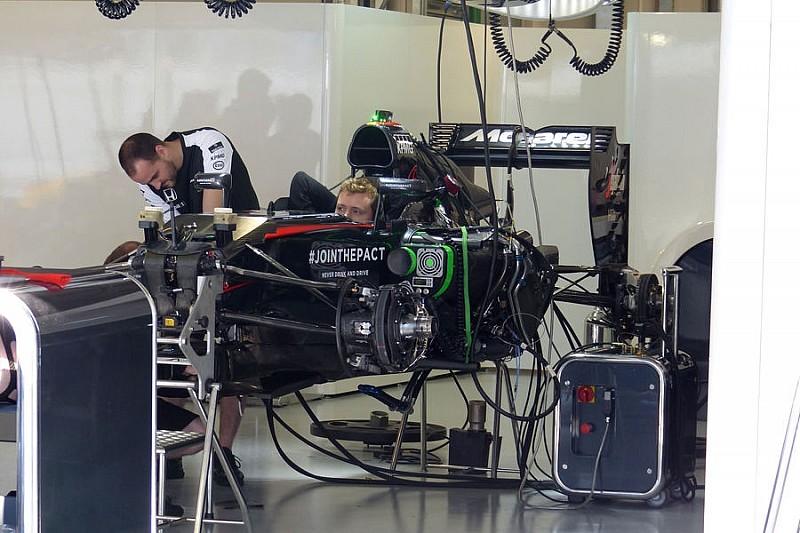 Технічні новинки Гран Прі Росії