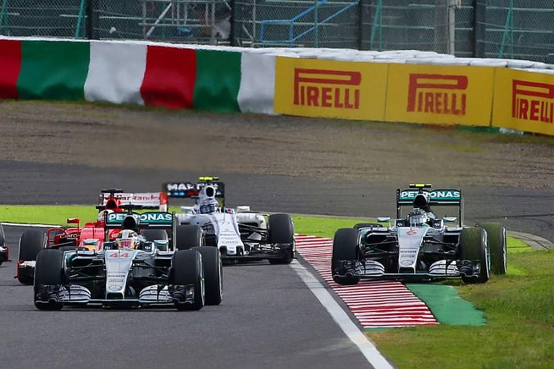 У Mercedes спантеличені відсутністю своїх машин в телетрансляції