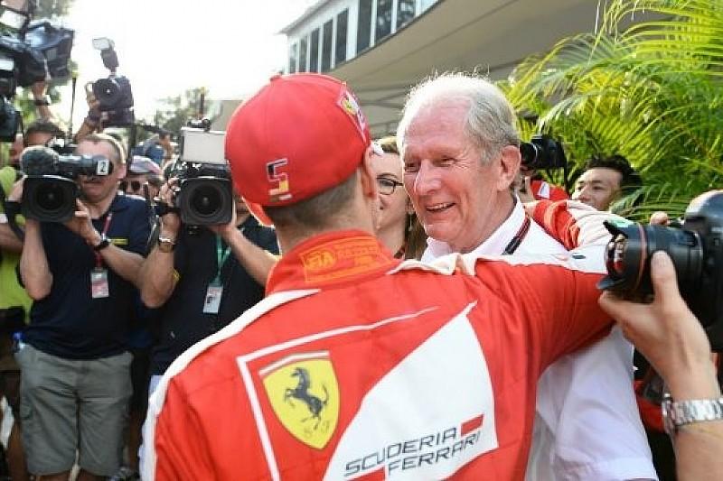 Маркіонне провів зустріч з керівництвом Red Bull