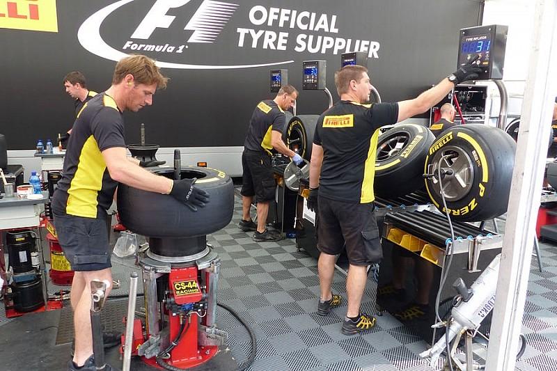 Гонщики незадоволені директивою Pirelli