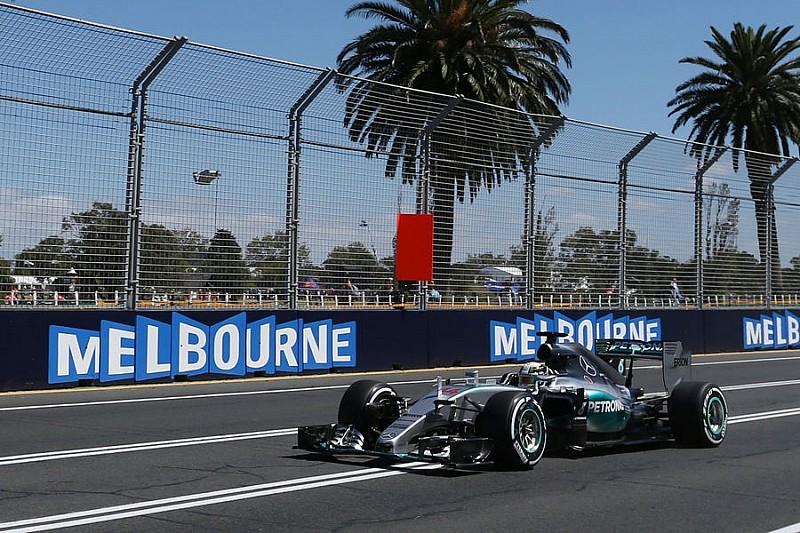 Гран Прі Австралії: третє тренування
