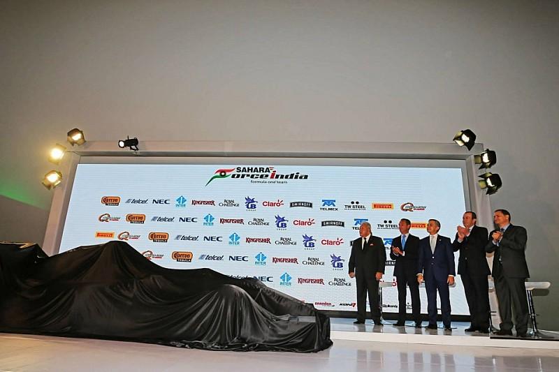 Force India пропустила тесты из-за Marussia и Caterham
