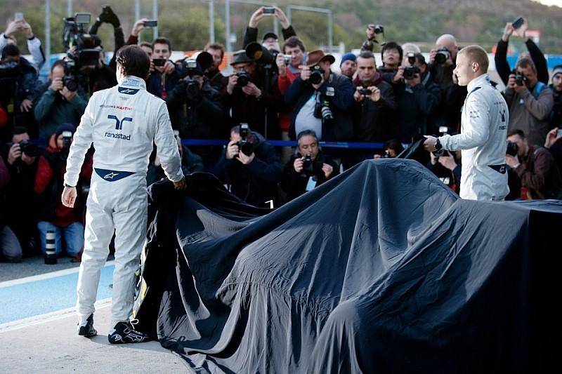 Презентация Williams FW37