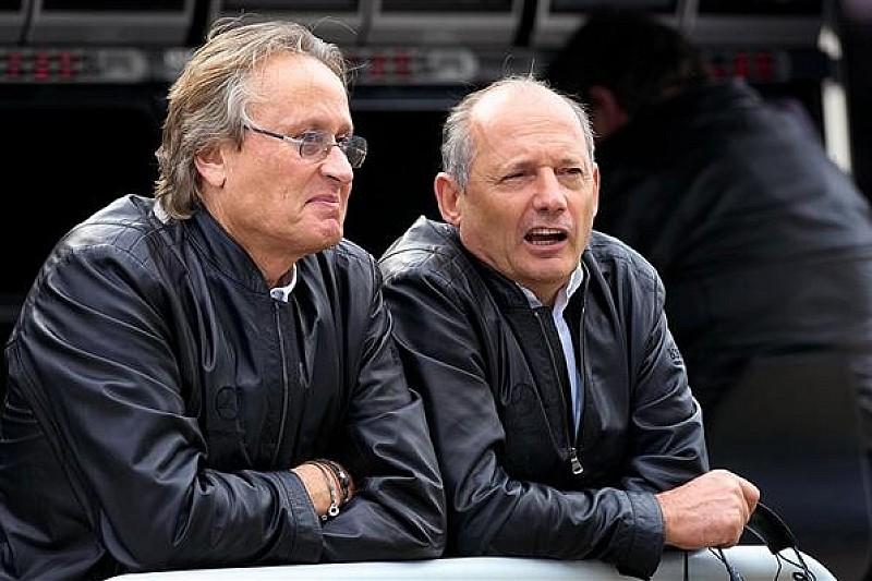McLaren отрицает, что Хонда их покупает