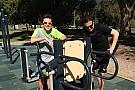Фернандо Алонсо тренировался в режиме олимпийца