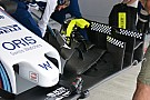 Formel-1-Technik: Flexibler Frontflügel am Williams FW38