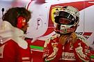 """Vettel após falha: """"não é só consertar, temos de entender"""""""
