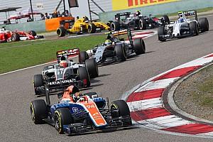 Nuevas reglas para los motores en 2017 confirmadas