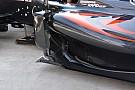 Breve análisis técnico: Desviadores del flujo en el McLaren MP4-31