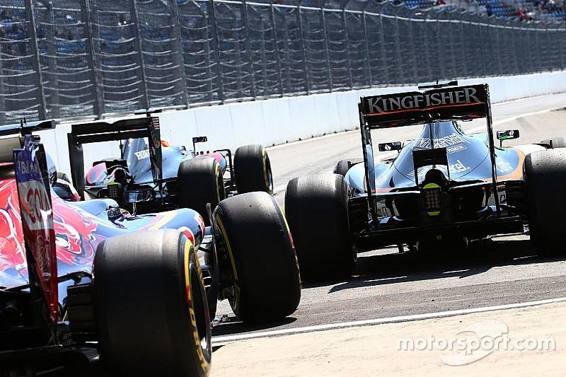 Formule 1 verhoogt brandstoflimiet voor 2017