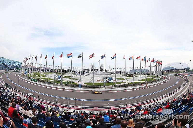Ecclesstone duda que el GP de Rusia vaya a ser carrera nocturna