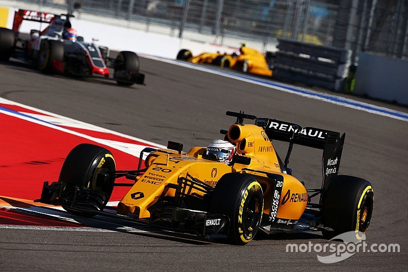 "Magnussen nominato ""Driver of the Day"" del GP di Russia"