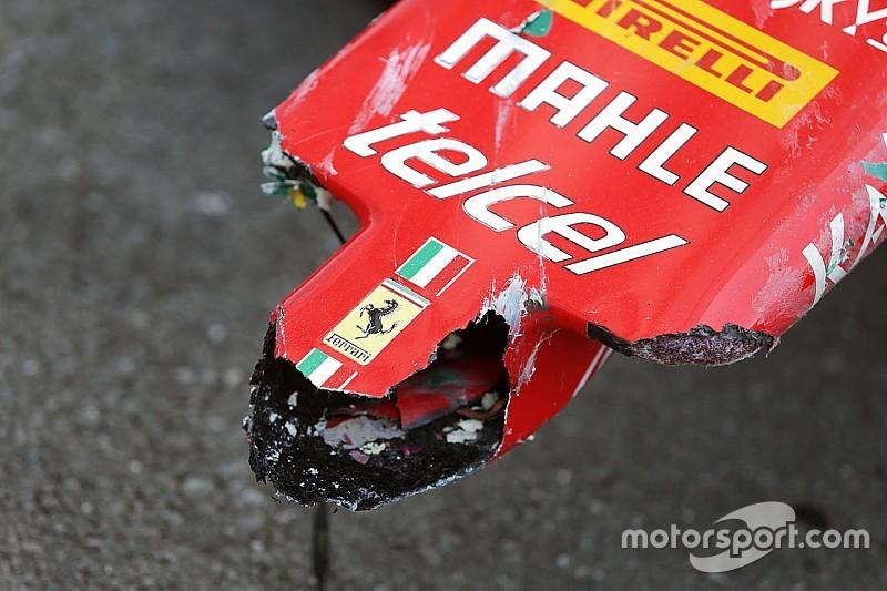 """Presidente da Ferrari cobra melhora """"na velocidade da luz"""""""