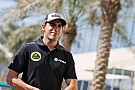 Maldonado ayuda a Pirelli con los neumáticos de 2017