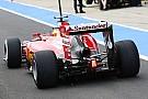 Pirelli: Vergne gira con la F14-T a Fiorano con mescole 2017