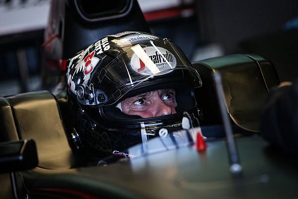 Formula V8 3.5 Contenu spécial Giuseppe Cipriani, un pilote pas comme les autres