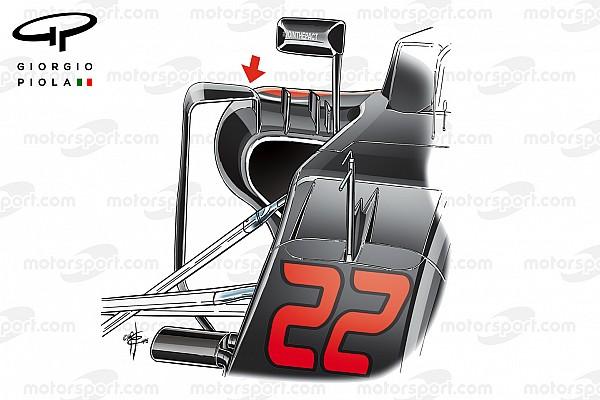 Технический обзор ГП России: как McLaren смогла сократить отставание