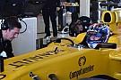 Latifi geniet van eerste Formule 1-test + video