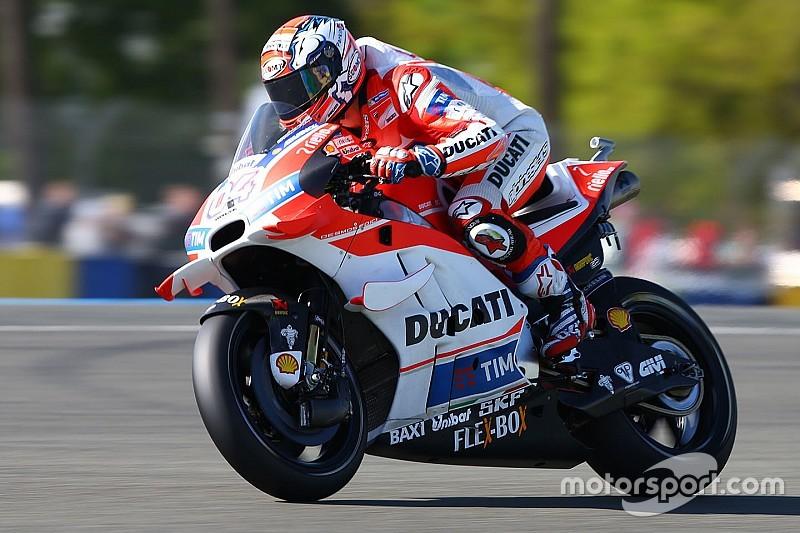 Ducati vai escolher Dovizioso para 2017, diz Crutchlow