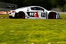 Franck Perera porta l'Audi in pole a Brands Hatch