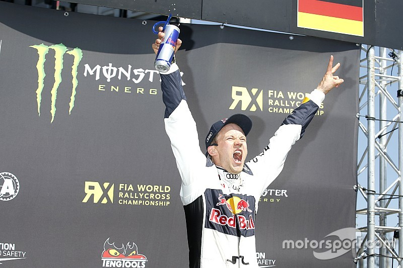 Hockenheim RX: Ekstrom ve Heikkinen Audi'ye ilk iki sırayı getirdi