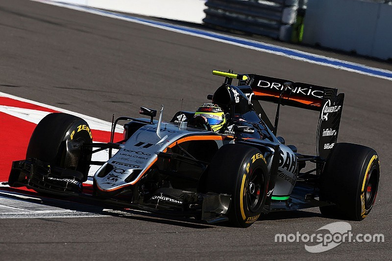 La Force India fa debuttare in Spagna la VJM09 Spec B