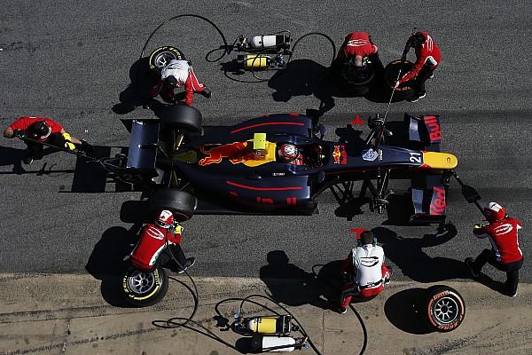 Les nouveautés de la saison 2016 de GP2