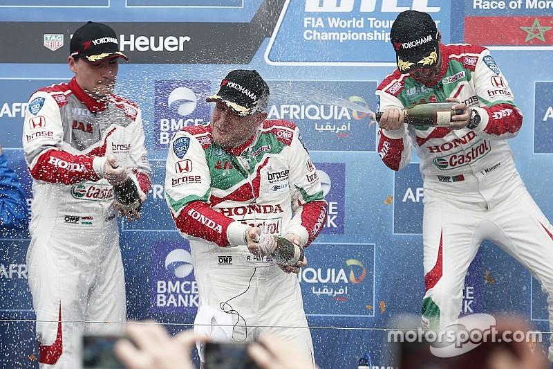 """Coro Honda: """"La tripletta è un sogno!"""""""