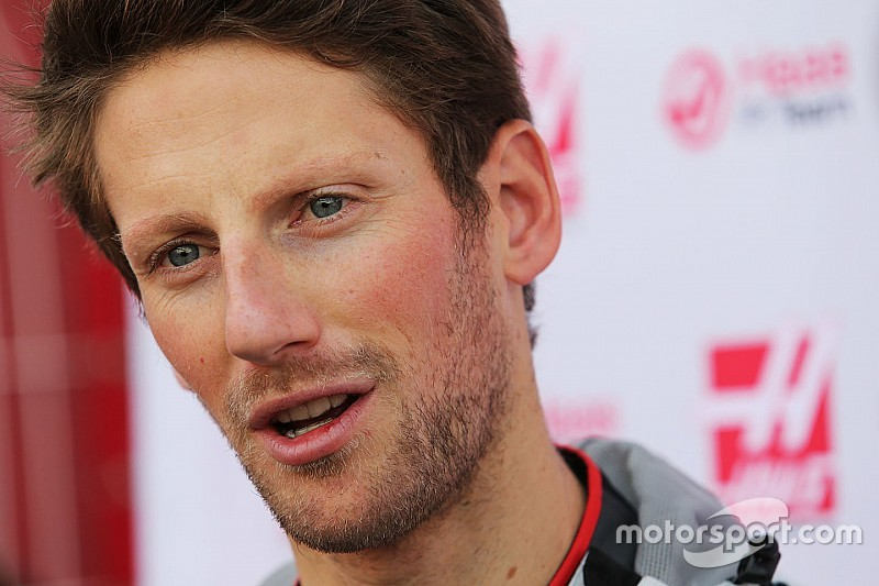 Stewart-Haas trabaja para debutar a Grosjean en NASCAR