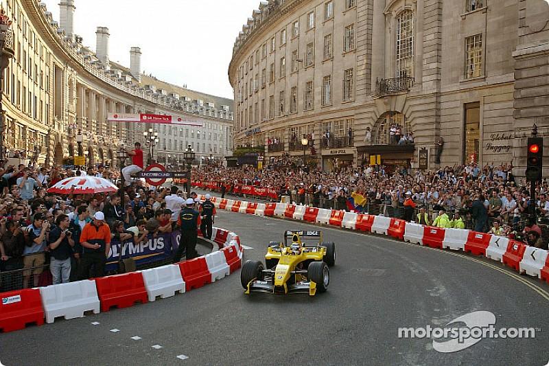 latest London Grand Prix talk is nonsense