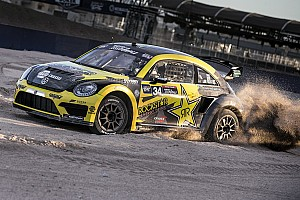 WK Rallycross Nieuws Tanner Foust met Volkswagen in twee manches WK Rallycross