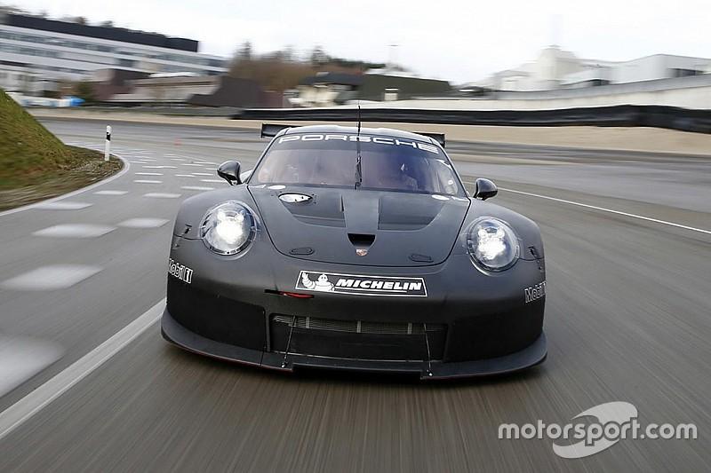 Porsche ha svelato la nuova 911 RSR GTE per il WEC e l'IMSA