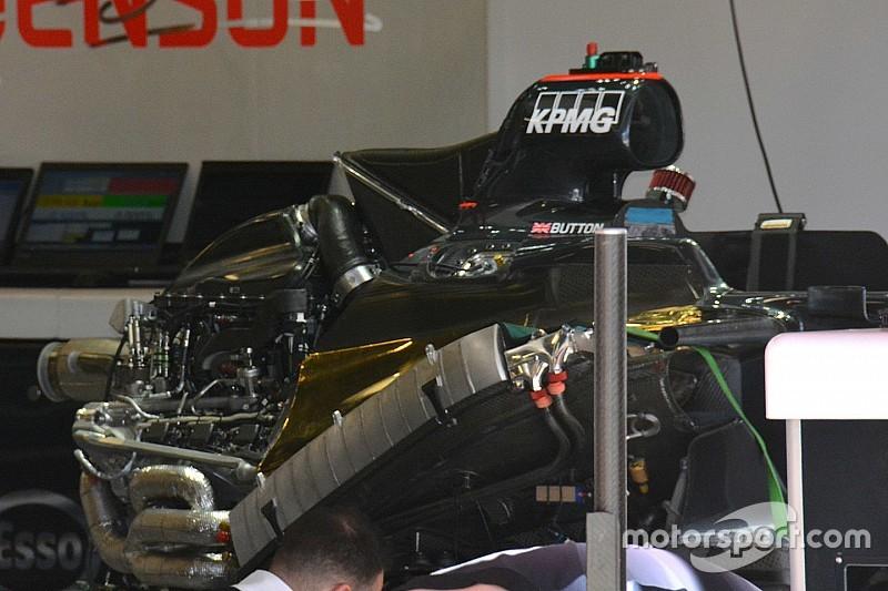 Breve análisis técnico: Estructura interna del McLaren Honda MP4-31