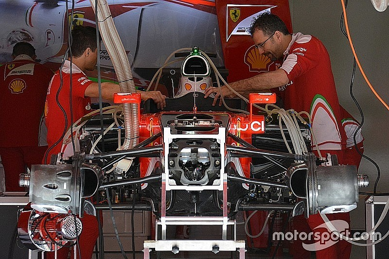 Технічний брифінг: Налаштування Ferrari SF16-H