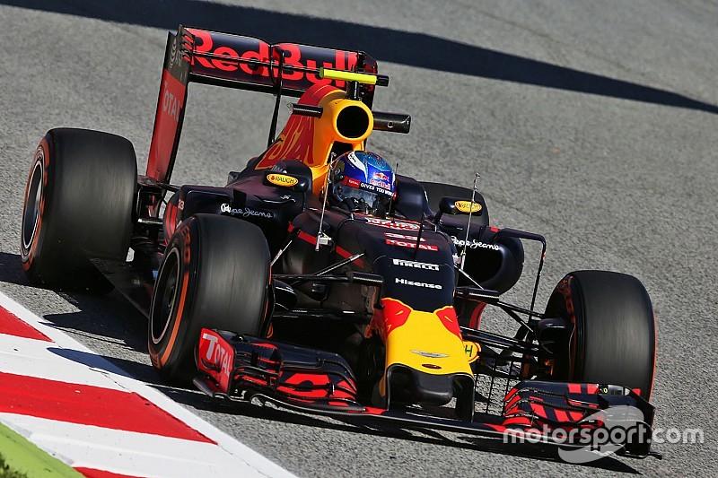 Verstappen zesde in eerste training voor Red Bull Racing, Vettel snelste