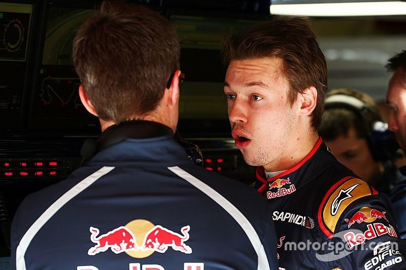 Kvyat onder de indruk van potentieel Toro Rosso