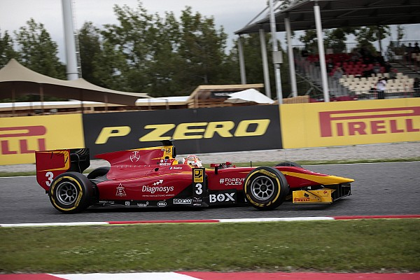 Gara 1: Norman Nato trionfa a sorpresa a Barcellona